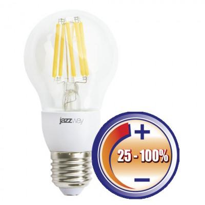 Лампа 8Вт А60 omni диммируемая jazzway/Китай