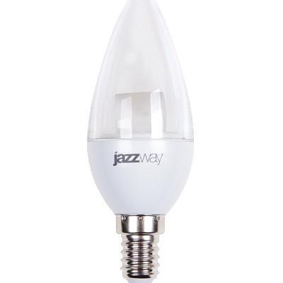 Лампа 7Вт С37 clear jazzway/Китай