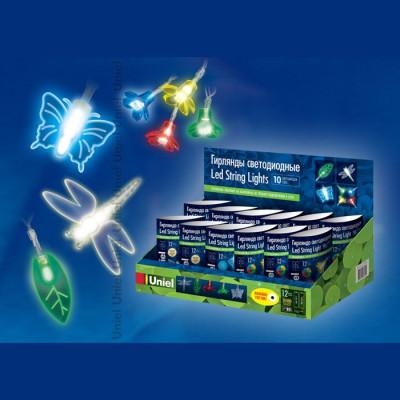 Набор светодиодных гирлянд на батарейках, /Китай